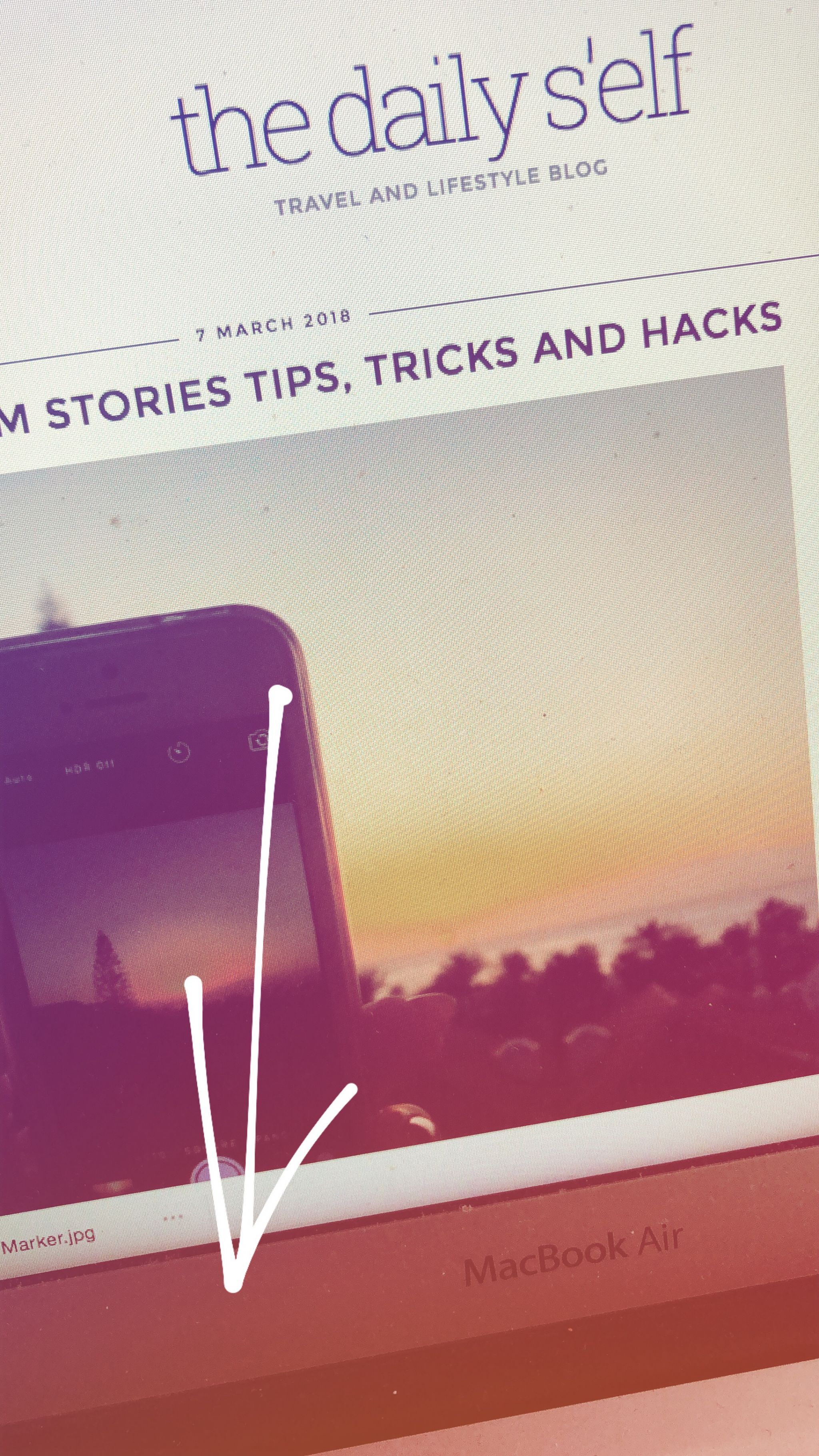 UPDATED: Instagram Stories Tips, Tricks and Hacks: A simple