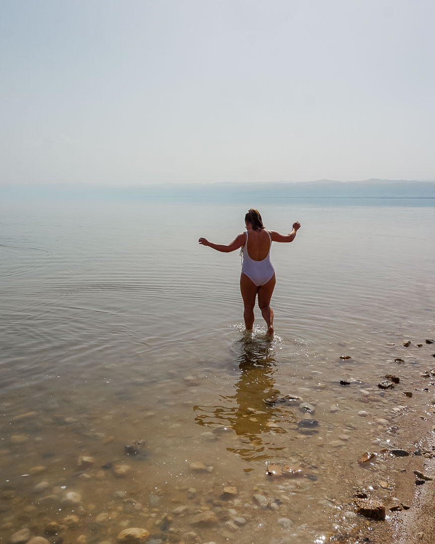 dead sea jordan gadventures