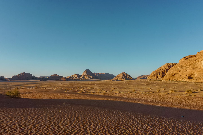 gadventures 4x4 tour wadi rum desert jordan
