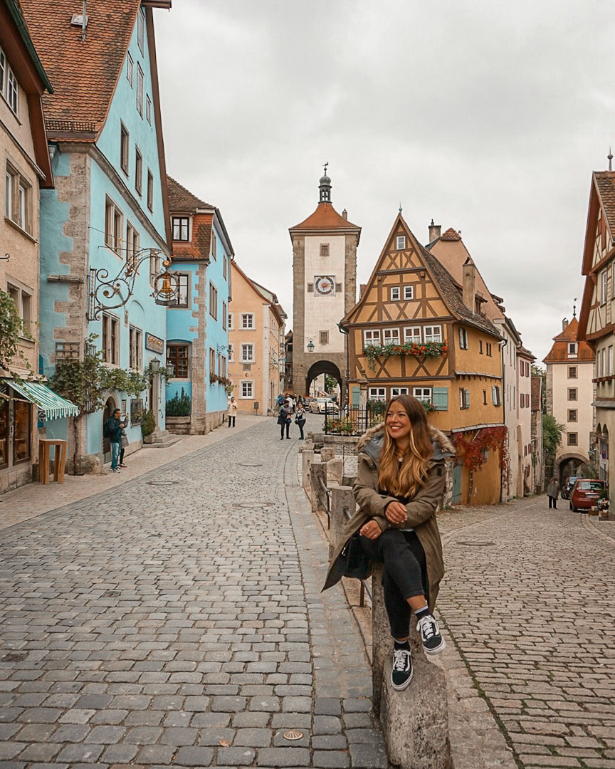 Rothenberg ob der tauber das plenein famous photo spot