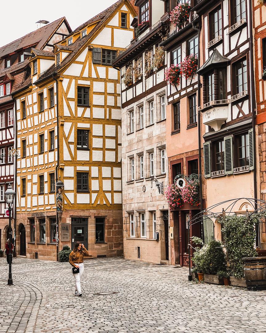 Nuremberg Nurnberg Bavaria