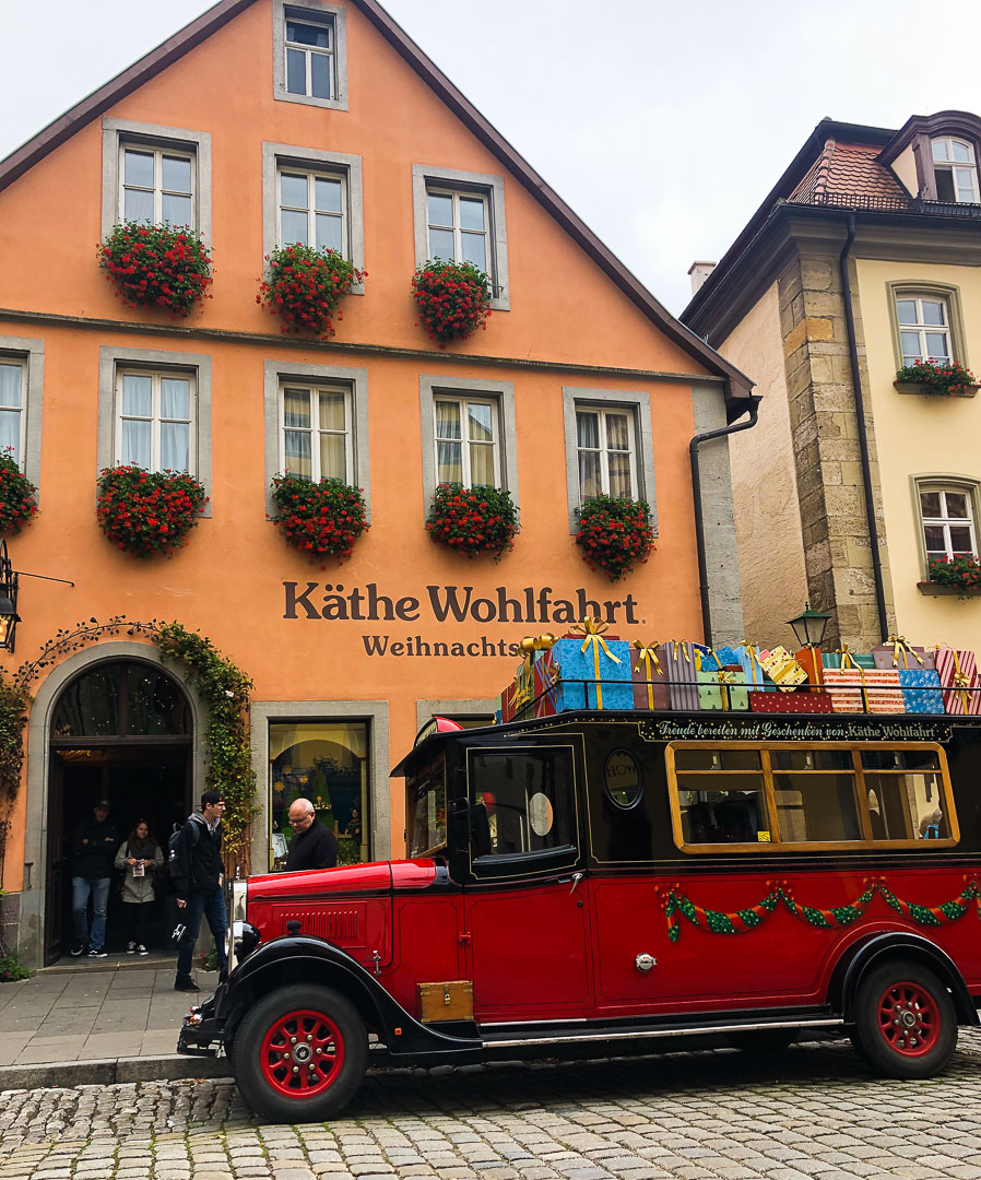 Rothenberg ob der tauber Christmas museum