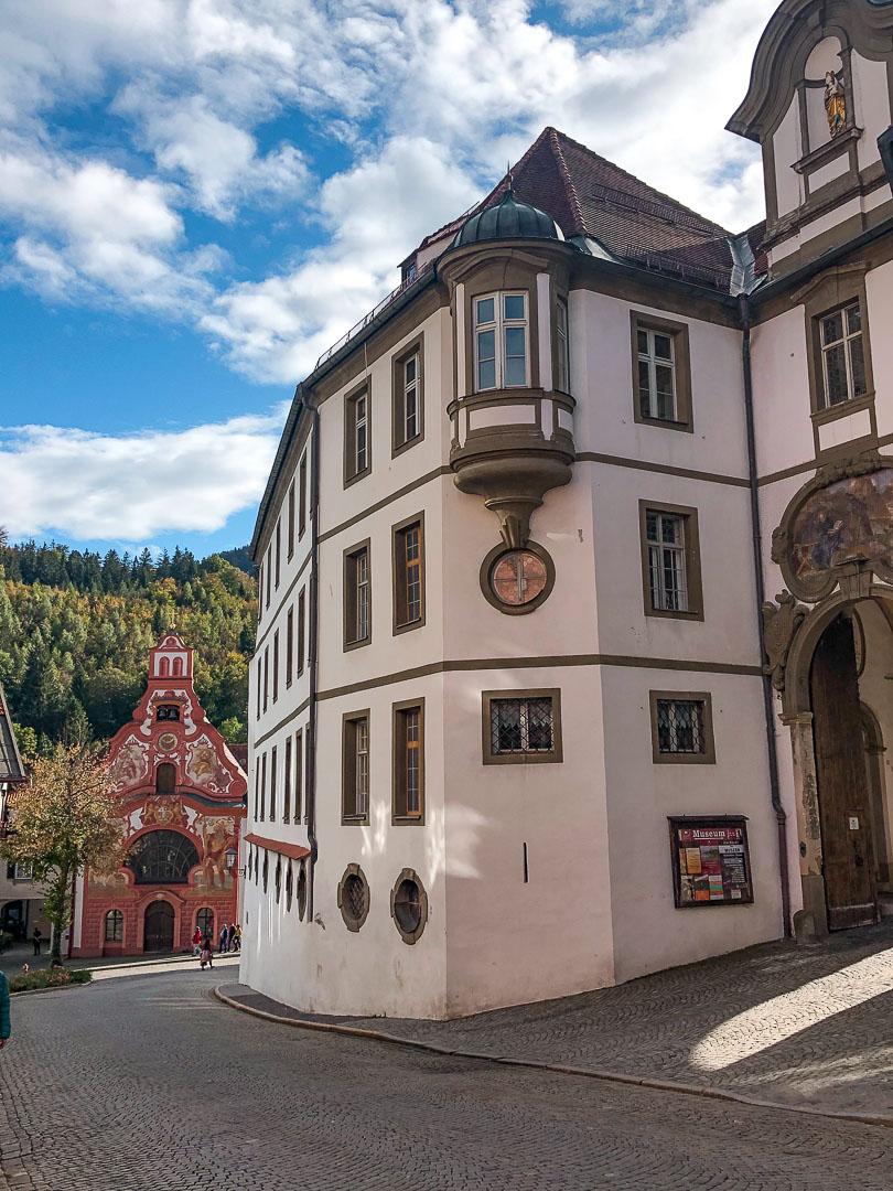 Füssen town
