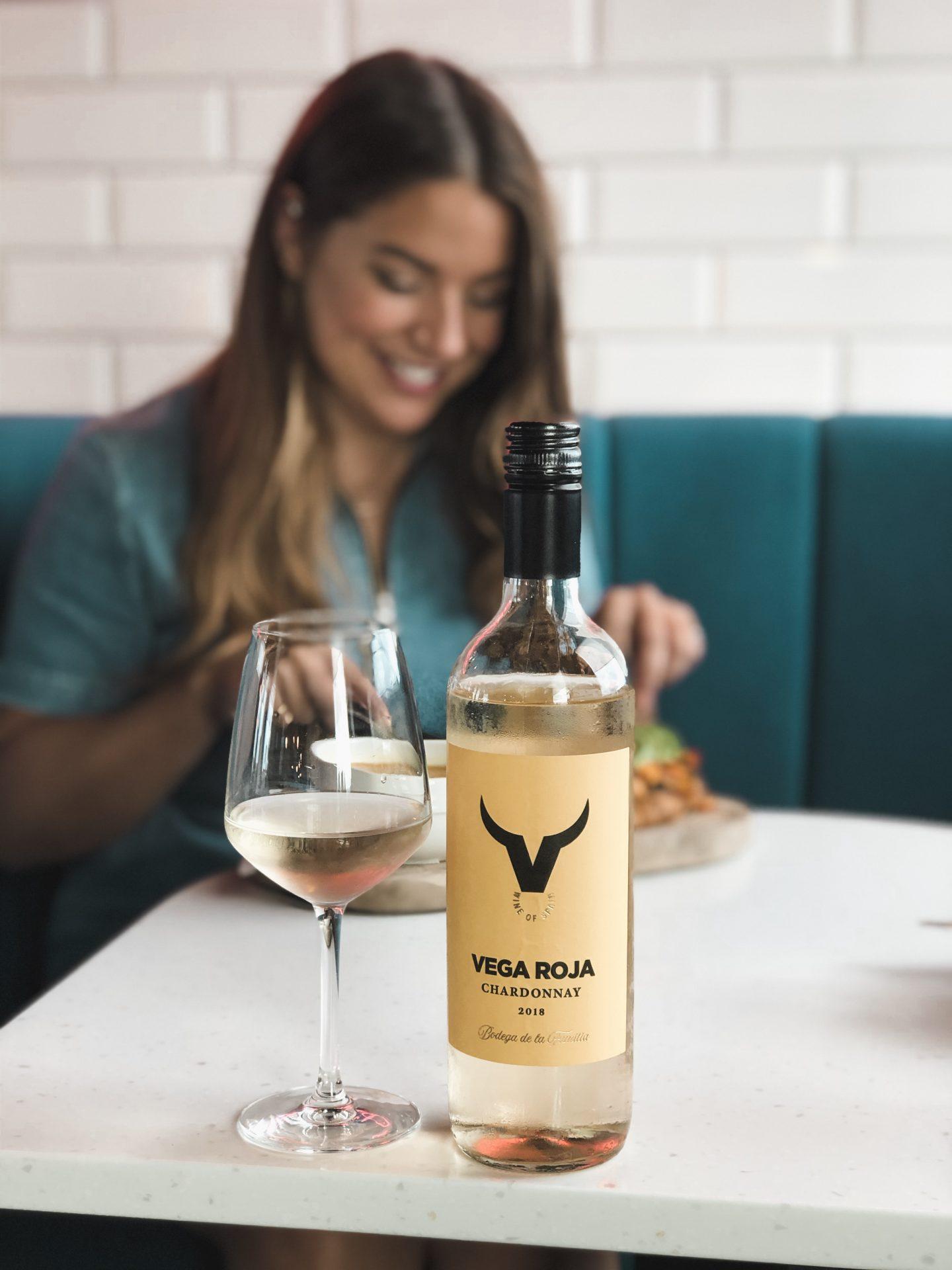Nadia El Ferdaoussi Centra Vega Voja Chardonnay